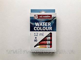 Набір акварельних фарб, ArtCreation, 8*12 мл, Royal Talens