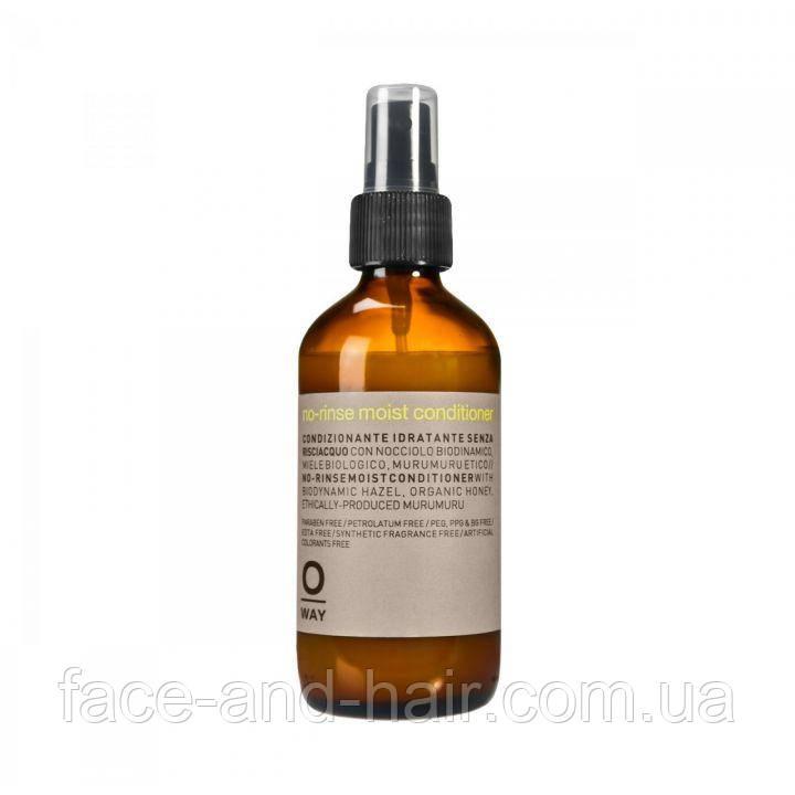 Кондиционер для волос увлажняющий несмываемый Rolland Oway moisturizing no-rinse moist conditioner 160 мл