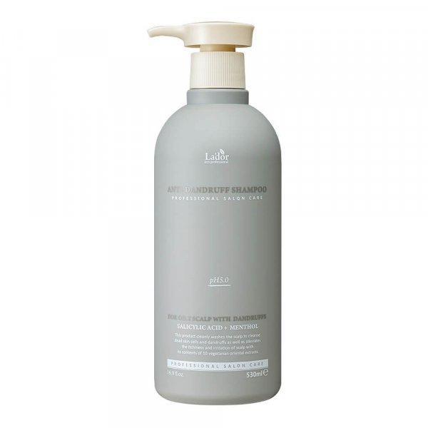 Слабокислотный шампунь против перхоти La'dor Anti-Dandruff Shampoo