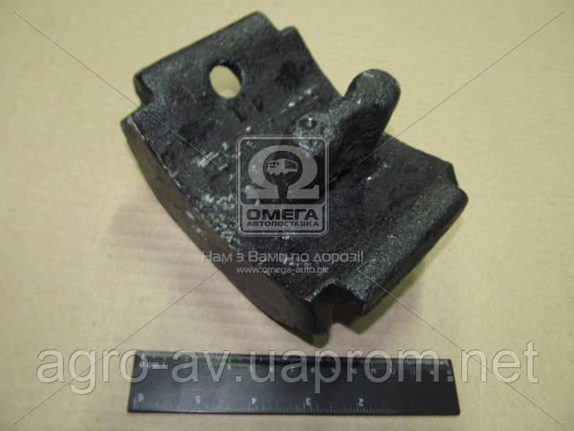 Сухарь рессоры (6520-2902520) КАМАЗ  передней