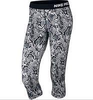 Nike PRO 3/4 Heights Vixen Capri - Женские Лосины