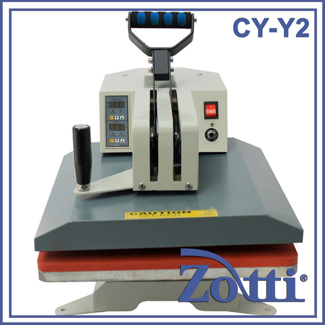 Дублирующий пресс для приклейки межподкладки CY-Y2 (Китай)