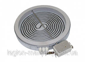 Конфорка 1200W 481231018887 для стеклокерамической поверхности Whirlpool