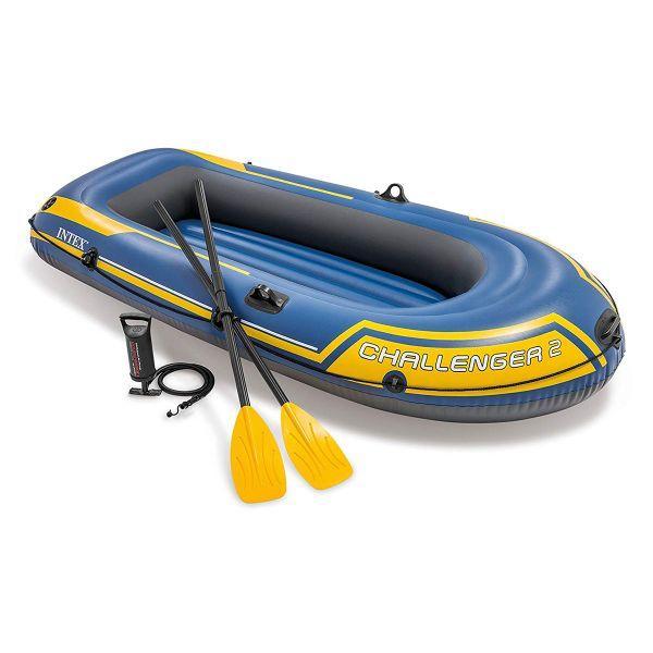 Двухместная надувная лодка Intex 68367