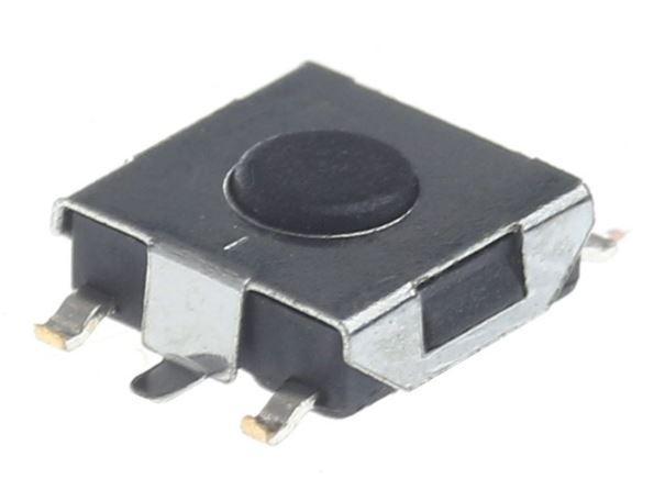 Кнопка тактовая SMD 5-pin 6*6*2,5 мм. 1шт.