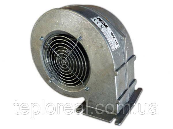 Вентилятор М+М WPA 145 (ВПА-145) нагнетательный для твердотопливного котла 505м3/ч