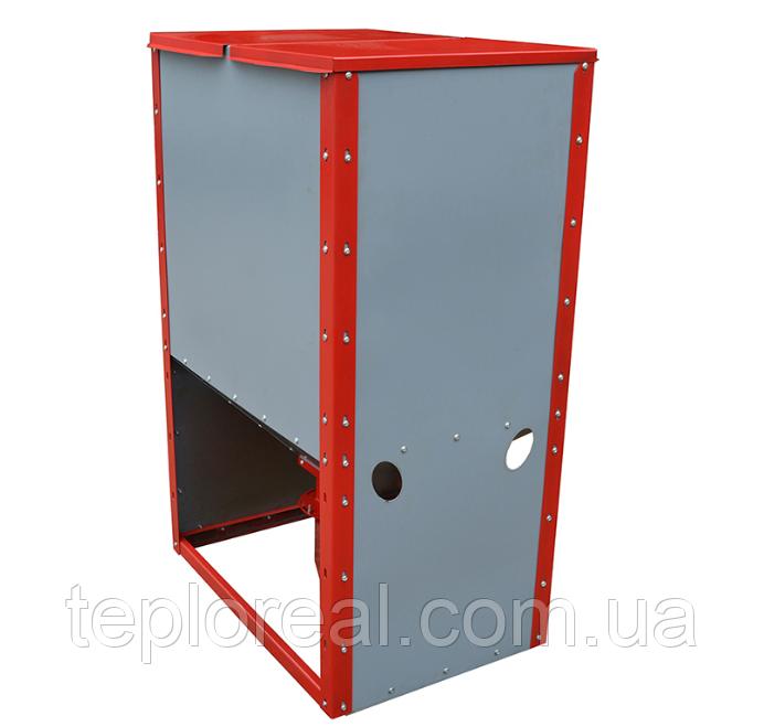 Бункер для хранения пеллет 1,5 м.куб. (под 900 кг пеллеты)