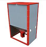 Бункер для хранения пеллет 1,5 м.куб. (под 900 кг пеллеты), фото 3