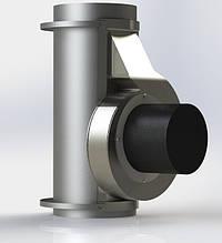 Дымосос Exhauster H-0160 для котлов и дымоходов (регулируемый)