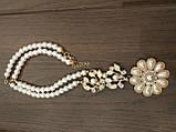 Ожерелье с кристаллами код 1560, фото 2