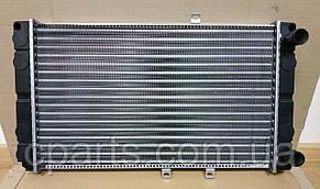 Радиатор основной Dacia Super Nova без кондиционера (Asam 30216)(среднее качество)