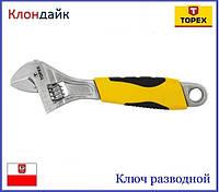 Ключ разводной TOPEX 35d122