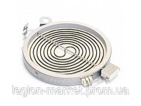 Конфорка 2100W 481231018892 для стеклокерамической поверхности Whirlpool
