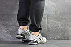 Мужские кроссовки Adidas Marathon (серо-черные), фото 3