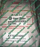Н-р уплотнений 810-158C цилиндра Great Plains 810-158с (4A7104) запчасти р.к. 810-140с GP, фото 10