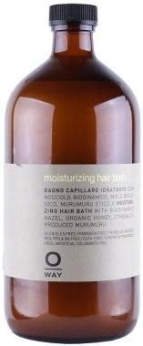 Увлажняющий шампунь для волос Rolland Oway Moisturizing hair bath 950 мл
