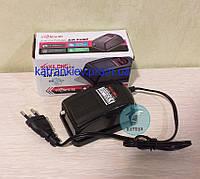 Одноканальный компрессор Xilong AP-001 для аквариума до 90 л с регулировкой подачи воздуха