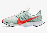 """Кроссовки Nike Air Zoom Pegasus 35 Turbo 2.0 """"Серые\Красные"""""""