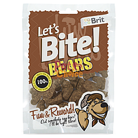 Brit Let`s Bite Bears с диким кабаном