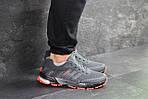 Мужские кроссовки Adidas Marathon (серые), фото 3