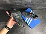 Мужские кроссовки Adidas Marathon (серые), фото 4
