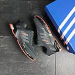Мужские кроссовки Adidas Marathon (серые), фото 6