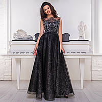 d4ea6158698 Вечернее платье с блестками в Украине. Сравнить цены