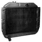 Радиатор охлаждения ЗИЛ 130 3-х рядный