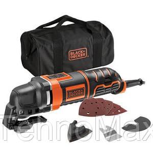 Многофункциональный инструмент BLACK+DECKER,280 Вт,22.000 ход/мин,аксессуары,спецсумка, шт