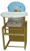 Детский стульчик для кормления Geoby MY-301, фото 2