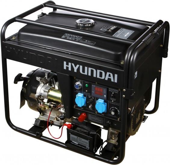 Сварочный генератор Hyundai HYW 210AC