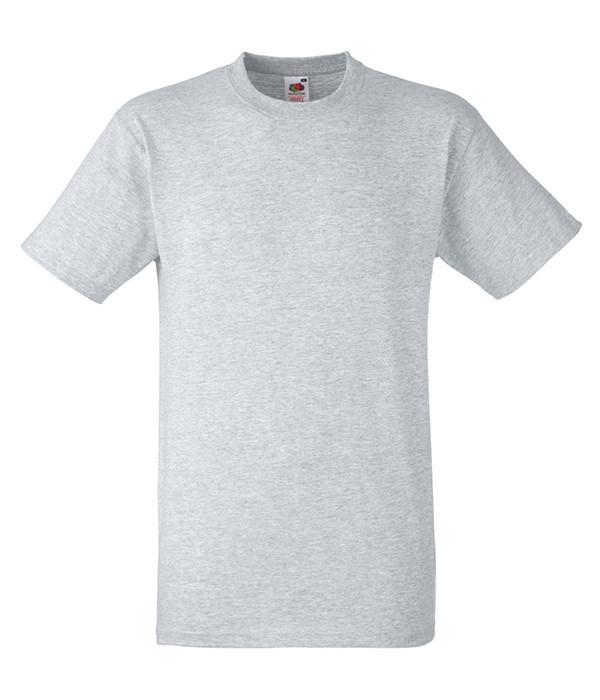 Мужская футболка плотная L, 94 Серо-Лиловый