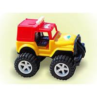 Детская машинка Кросс Хаммер большой 002 ТМ Бамсик