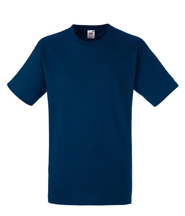 Мужская футболка плотная 3XL, 32 Темно-Синий