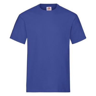 Мужская футболка плотная XL, 51 Ярко-Синий