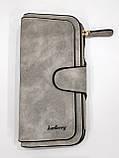 Кошелек женский серый Baellerry код 320, фото 6