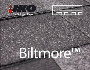 Битумная черепица IKO Biltmore Dual Black #52, фото 2