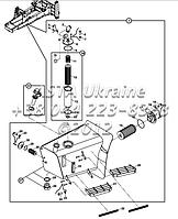 Гидравлический бак на Hidromek 102B