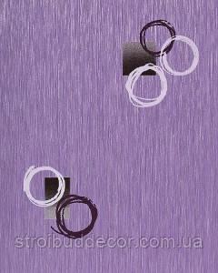 Виниловые обои 0,53*10,05 Versailles фиолетовые