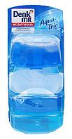 Denkmit гигиенический блок +2 запаски Aqua Trio 3*55мл