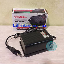Одноканальный компрессор Xilong AP-004 для аквариума до 100 л с регулировкой