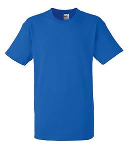 Мужская футболка Heavy Сotton XL, 51 Ярко-Синий