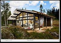 Деревянные дома в стиле фахверк
