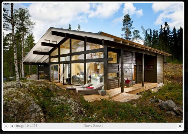 Деревянные импорные дома