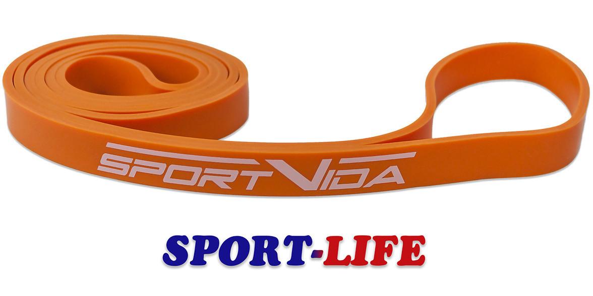 Эспандер-ленточный (резинка для фитнеса и спорта) SportVida Power Band 20 мм 12-17 кг SV-HK0045