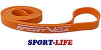 Эспандер-ленточный (резинка для фитнеса и спорта) SportVida Power Band 20 мм 12-17 кг SV-HK0045, фото 1