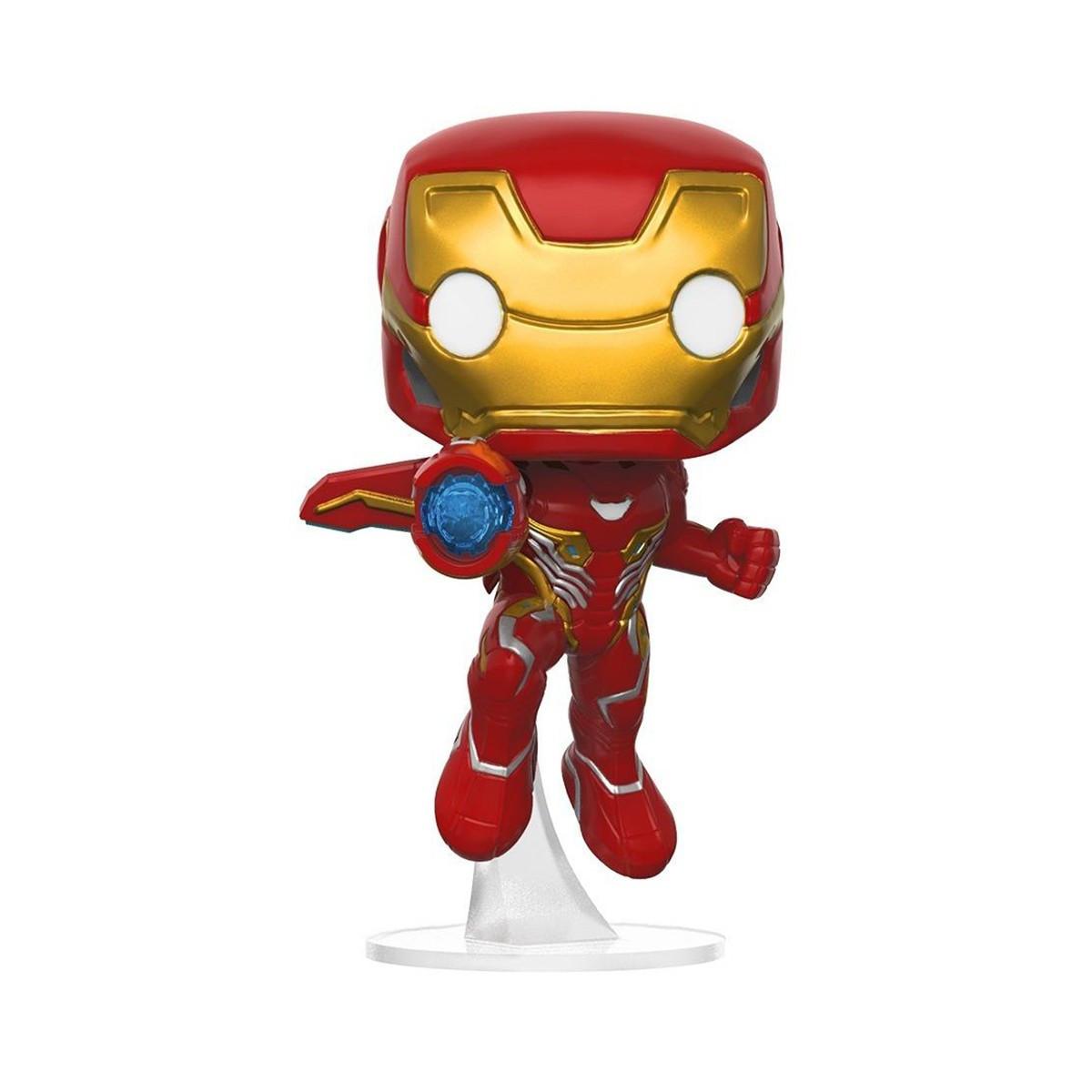 Фигурка Funko Pop серии Мстители Война бесконечности - Железный человек (26463)