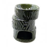Аромалампа керамическая Зигзаг (10.5х7.5х7.5 см), фото 1