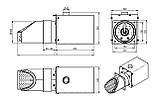 Пеллетная горелка Air Pellet 150 кВт OVEN (комплект), фото 5