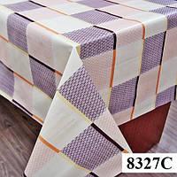 Клеенка (8327С) силиконовая, без основы, рулон. Китай. 1,37м/30м